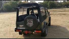 Maruti Suzuki Gypsy 2008 Petrol Good Condition