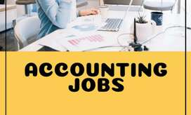Female candidate Required Asst. Accountant