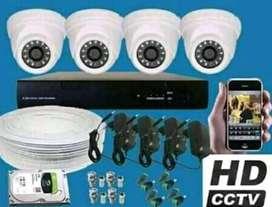 Paket kamera Cctv harga murah kualitas Bagus ,,