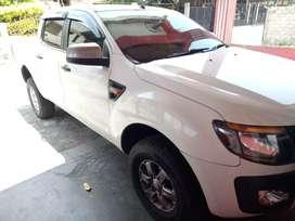 Dijual Ford Ranger XLS 2013 plat BL Banda Aceh Pajak panjang