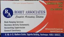 Accounts Consultant
