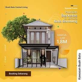 Buahbatu Central Living Rumah mewah 2Lt di jantung kota bandung