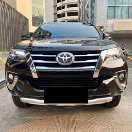 Toyota 2016 Fortuner VRZ Luxury Diesel Automatic Dp Murah
