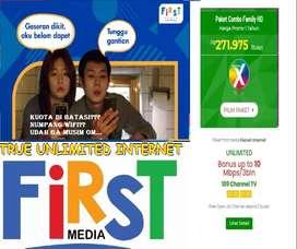 FIRSTMEDIA INTERNET WIFI UNLIMITED PROMO