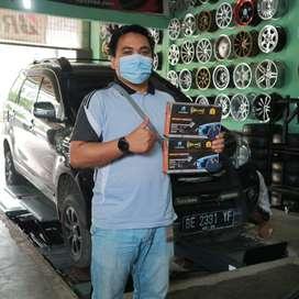 Mobil DIJAMIN Makin STABIL ANTI LIMBUNG dg pasang BALANCE Sport Damper