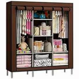 Portable Wardrobe (Almaari) Fancy And Foldable