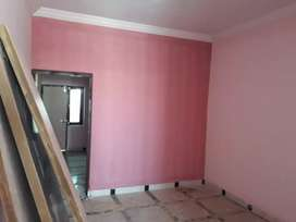 1 BHK HOUSE FOR RENT NEW CONSTRUCTION WITH COLOR PAINT