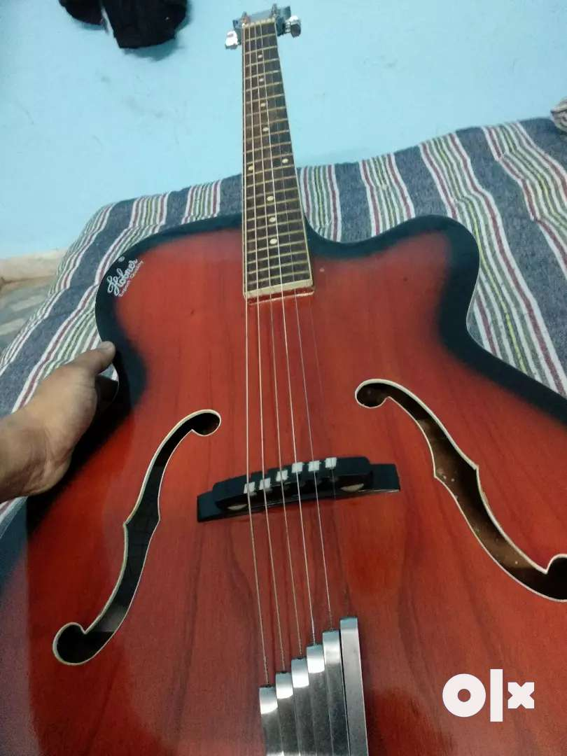 Guitar  in new condition 0