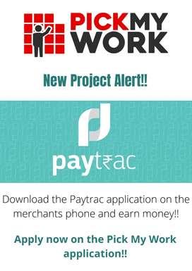 Field Sales Executive (Amritsar)- Paytrac App Download