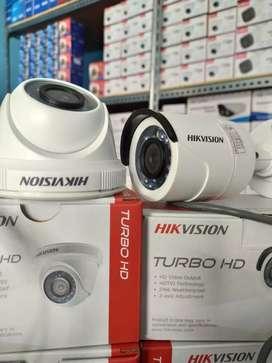 Harga promo! Cctv murah meriah Hikvision HD stok barang terbatas!