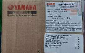 Yamaha Saluto 125 cc blog