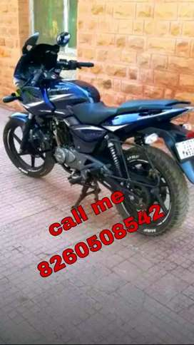 Pulsar 220 good condition top mileage