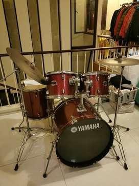 Drum set merk Yamaha