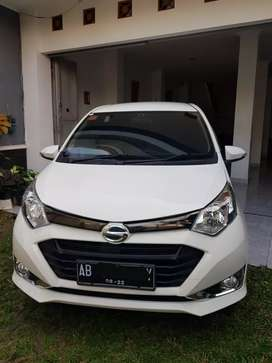 Daihatsu Sigra R th 2017 AT