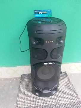 SONY V 41 D SOUND SYSTEM