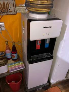 Varioline water dispenser