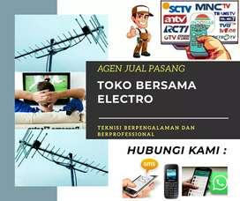 Tukang ahli pasang signal antena tv terpercaya