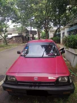 Ket : Honda civic wonder sb4 thn 84