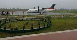 Vacancy going on for Pantnagar Airport staff for airlines services