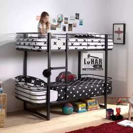 Iron Bunk Bed (Specially Design for Kids)