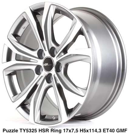 hsr wheel palembang ring 17 0