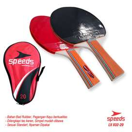 Bet Bat Pingpong Bad Raket Tenis Meja Isi 1 Pcs Speeds - LX032-20