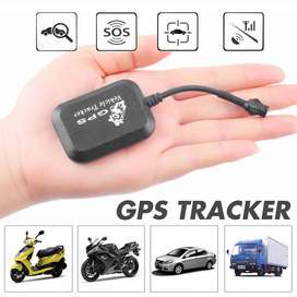 Car tracker with GPS latest technology