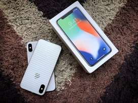 Iphone x 256gb second like new termurah