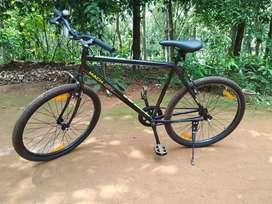 Mach city i bike black