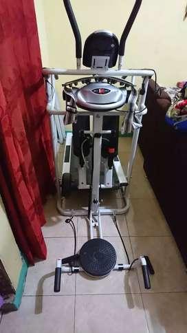 Treadmill OB fit manual 6 in 1