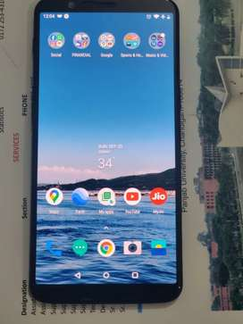 ONEPLUS 5T MOBILE IN SHOWROOM CONDITION