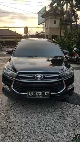 Toyota innova 2.0G 2016 manual tgn 1 km 20rb