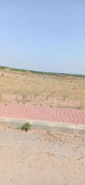 Sector L 10 Marla 100%solid land plot for sale