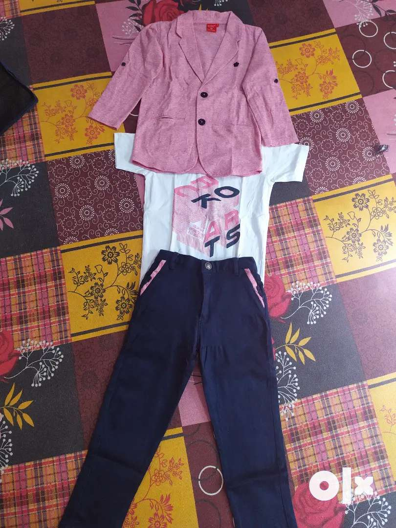 Brand new jacket - t-shirt & jeans for 4-5 yrs kid 0