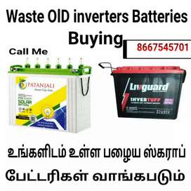 Not Working OlD inverters Batteries Buying