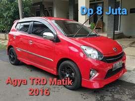 AGYA Matik TRD 2016 Merah