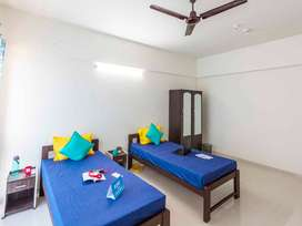 Zolo H Park - 2 3 4 Sharing PG Accommodation for Men & Women