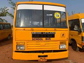 school bus ashok leyland
