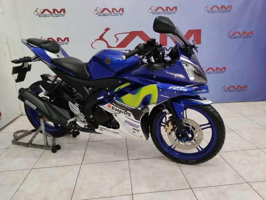 Yamaha R15 cc150 tahun 2017 Anugrah motor Rungkut tengah 81 0