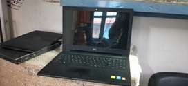 Used laptop with bill bag warranty from 12000
