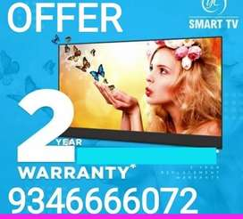 WARRANTY 3YEARS || 43*INCH SMART ANDROID WI-FI LED TV |`