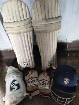 SG kit with bag