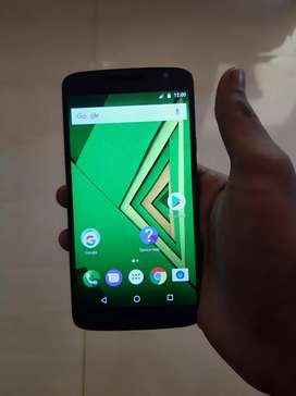 Moto x play 32gb clean handset