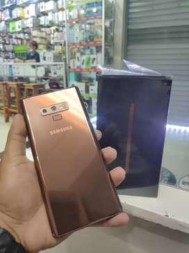 Samsung Note 9 metalic copper