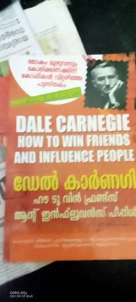 BOOK- HOW TO WIN FRIENDS AND INFLUENCE PEOPLE