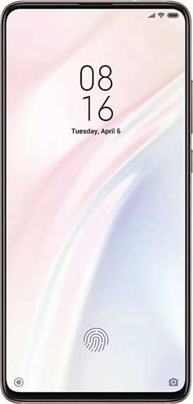 K20 pro 6GB 128GB white and Gold