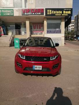 Range Rover available for rent