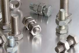 SS & MS BOLTS NUT WASHER