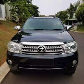 TDP 10jt Fortuner G Luxury Automatic 2010 bensin