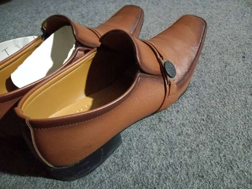 River Hill  Brown dress shoes size:10 for sale 0